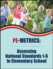 PE Metrics: Assessing National Standards 1-6 in Elementary School-2nd Edition