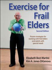Exercise for Frail Elders 2nd Edition eBook