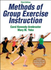 Methods of Group Exercise Instruction 3rd Edition eBook
