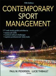Contemporary Sport Management 5th Edition eBook With Web Study Guide