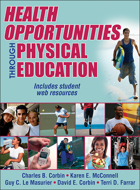 Health Opportunities Through Physical Education With Web Resources