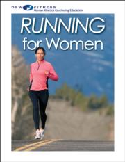 Running for Women Print CE Course
