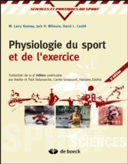 Physiologie du sport et de l'exercice 5e/Physiology of Sport and Exercise-5th Edition-French Edition