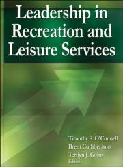 Leadership in Recreation and Leisure Services eBook