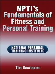 NPTI's Fundamentals of Fitness and Personal Training eBook