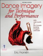Dance Imagery for Technique and Performance 2nd Edition eBook