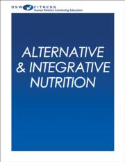 Alternative & Integrative Nutrition Online CE Course-5h Edition