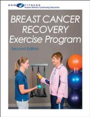 Breast Cancer Recovery Online CE Course-2nd Edition