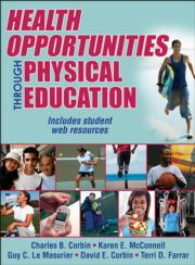 Health Opportunities Through Physical Education eBook With Web Resources