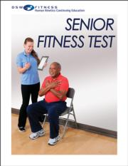 Senior Fitness Test Print CE Course-2nd Edition