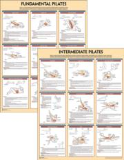 Pilates Anatomy Poster Series
