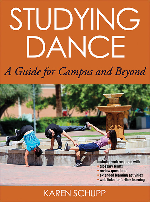 Studying Dance With Web Resource