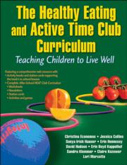 The Healthy Eating and Active Time Club Curriculum eBook With Web Resource