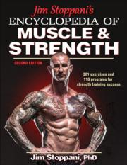Jim Stoppani's Encyclopedia of Muscle & Strength 2nd Edition eBook