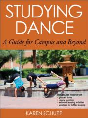 Studying Dance eBook With Web Resource