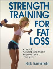 Strength Training for Fat Loss: Chapter 1. Benefits of Fat Loss eBook chapter