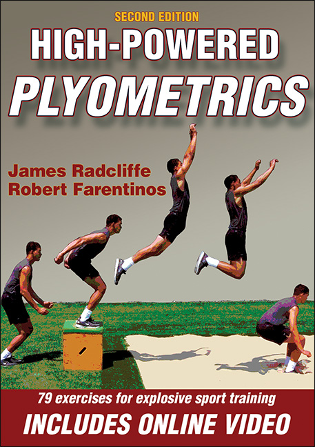 High-Powered Plyometrics-2nd Edition