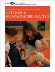 IJATT Part II: Evidence-Based Practice Online CE Course