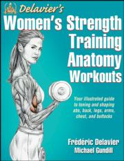 Delavier's Women's Strength Training Anatomy Workouts eBook