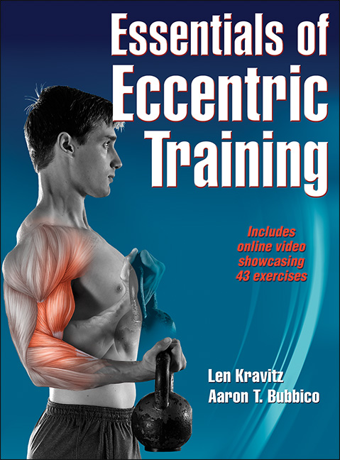 essentials of eccentric training: train to maximize your explosive, Muscles