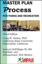 Master Plan Process for Parks & Recreation-3rd Edition