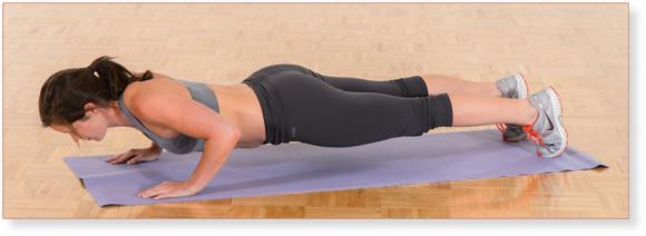 Fitness Steps To Success Proper Push Up Form