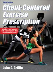Client-Centered Exercise Prescription Web Resource-3rd Edition