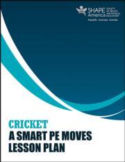 Cricket: A Smart PE Moves Lesson Plan eBook