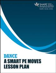 Dance: A Smart PE Moves Lesson Plan eBook