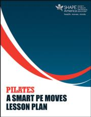 Pilates: A Smart PE Moves Lesson Plan eBook