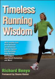 Timeless Running Wisdom bonus web chapter eBook