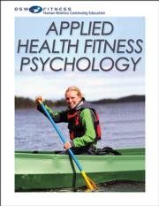 Applied Health Fitness Psychology Print CE Course