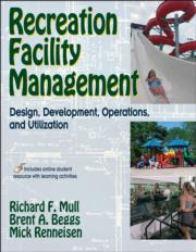 Recreation Facility Management eBook With Web Resource