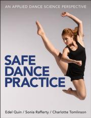 safe dance practice essay Welcome to our essay examples section, here you will find a large collection of example essays demonstrating the quality of work produced by our academic writers.