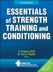 Essentials of Strength Training and Conditioning 4th Edition eBook With Web Resource