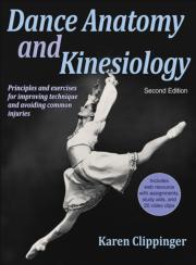 Dance Anatomy and Kinesiology Web Resource-2nd Edition