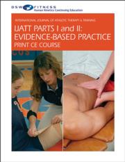 IJATT Parts I and II: Evidence-Based Practice Print CE Course