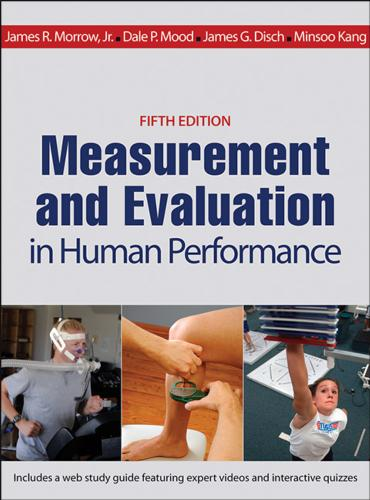 Measurement And Evaluation In Human Performance 5th Edition Ebook
