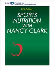 Sports Nutrition With Nancy Clark Print CE Course-5th Edition