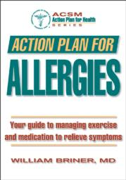 Action Plan for Allergies eBook