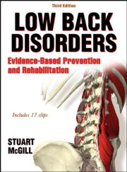 Low Back Disorders Web Resource-3rd Edition