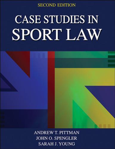 Case studies in sport law 2nd edition ebook john o spengler case studies in sport law 2nd edition ebook john o spengler andrew pittman sarah young fandeluxe Gallery