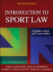 Essay about Sport and the Law?