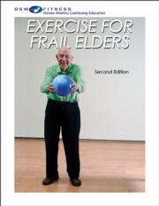Exercise for Frail Elders Print CE Course-2nd Edition