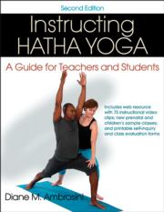 Instructing Hatha Yoga 2nd Edition eBook With Web Resource