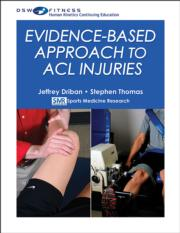 Evidence-Based Approach to ACL Injuries Print CE Course Package