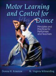 Motor Learning and Control for Dance eBook