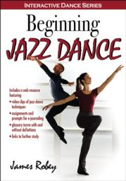 Beginning Jazz Dance eBook With Web Resource