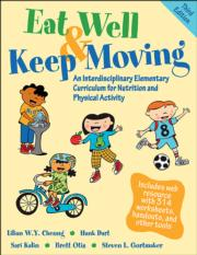 Eat Well & Keep Moving 3rd Edition With Web Resource eBook