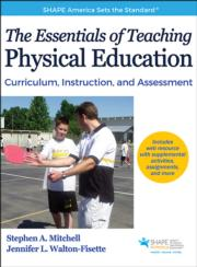 The Essentials of Teaching Physical Education eBook With Web Resource